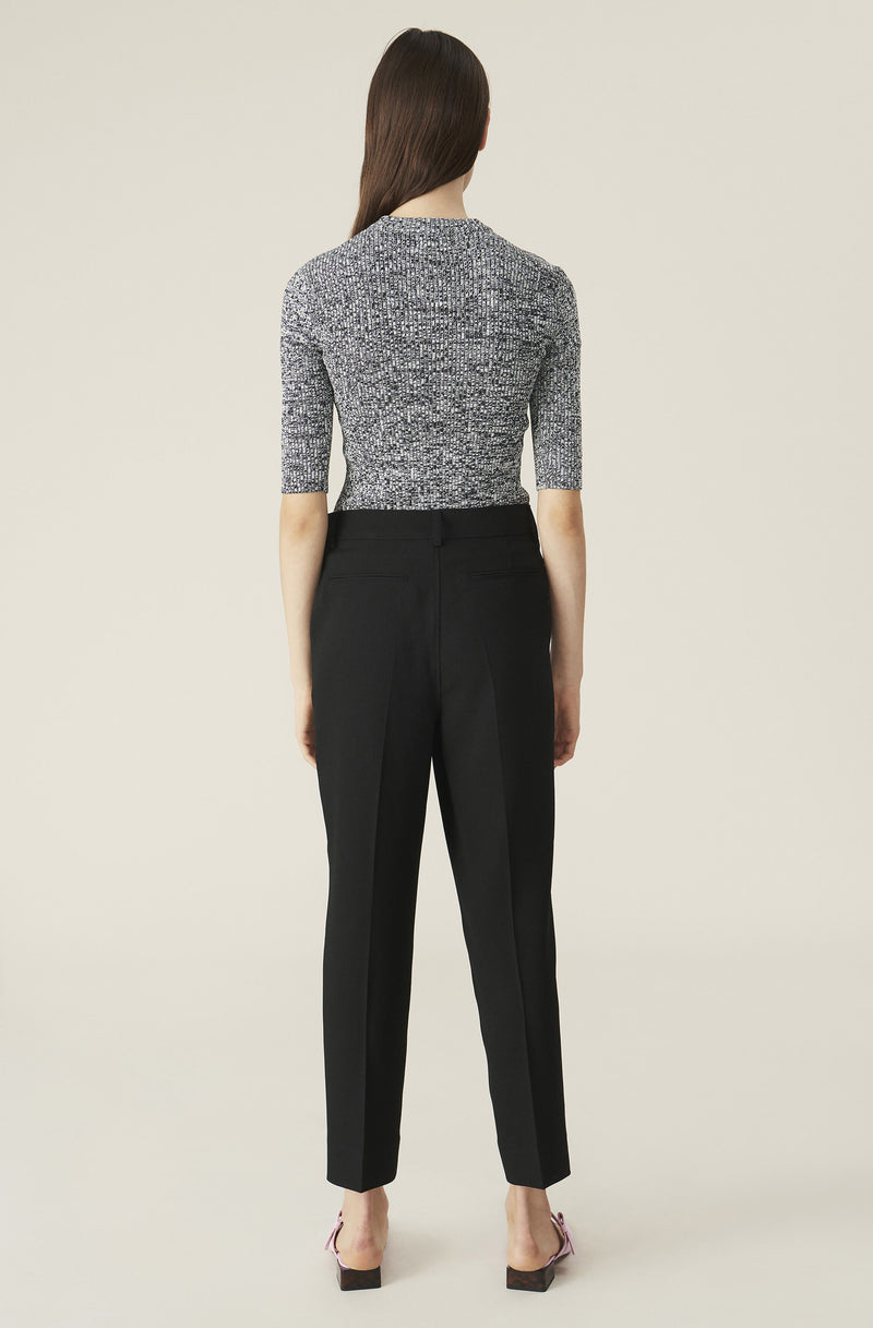 Ganni Melange Knit @ Hero Shop SF