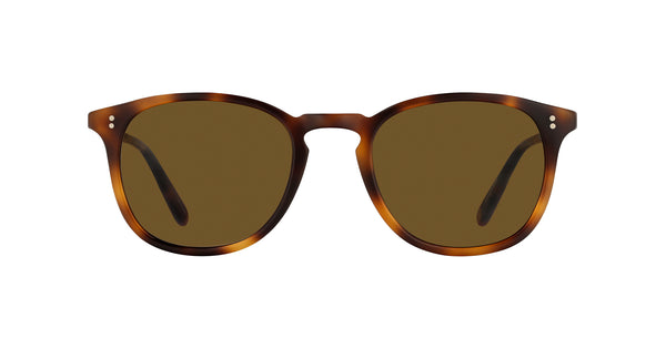 Garrett Leight Kinney 49 Matte Brown / Coffee
