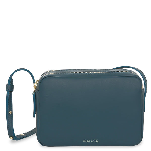 Mansur Gavriel Crossbody Midnight Blue