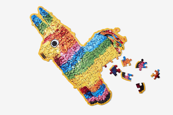 Areaware Little Puzzle Thing Pinata