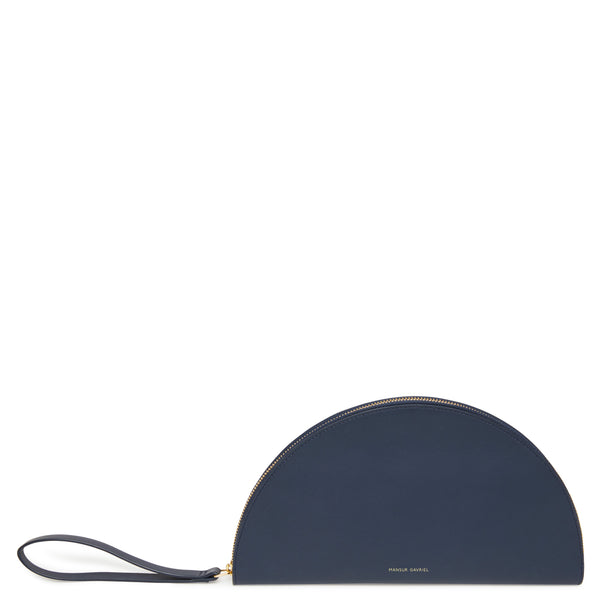 Mansur Gavriel Moon Wallet - Blue