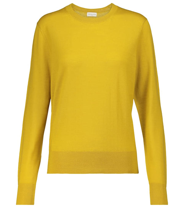 Dries Van Noten New York Merino Wool Sweater @ Hero Shop