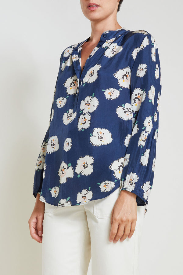 Apiece Apart Bravo Pintuck Blouse @ Hero Shop SF