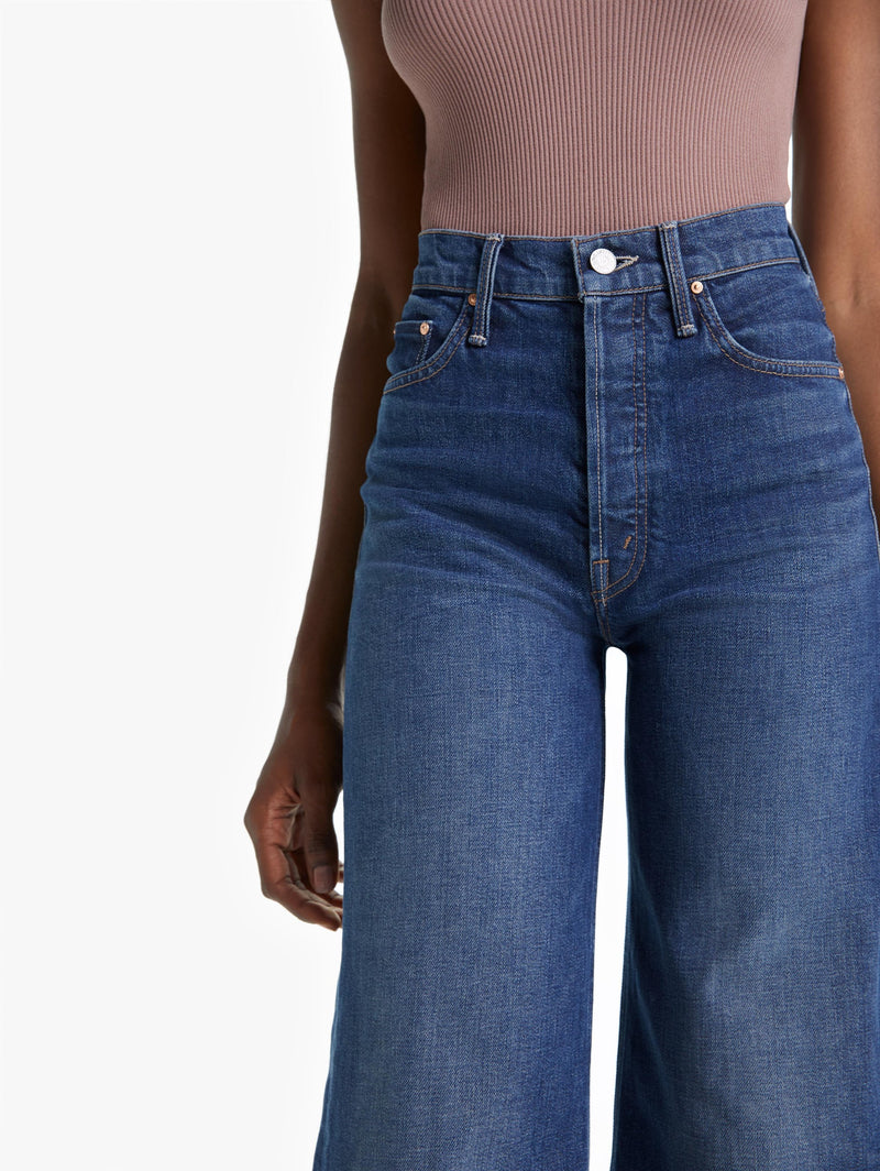 Mother Denim Tomcat Roller Shorty - Painfully Obvious @ Hero Shop