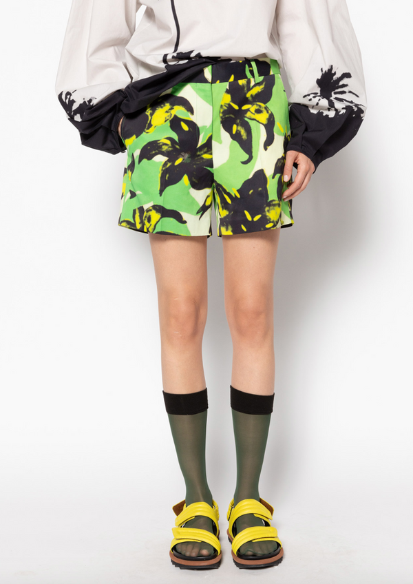 Dries Van Noten Pulleys Printed Short @ Hero ShopDries Van Noten Pulleys Printed Short @ Hero Shop