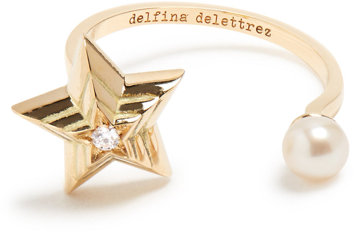Star Piercing Ring