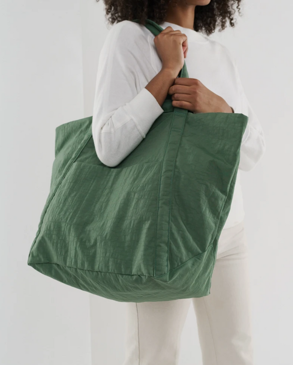 Baggu Travel Cloud Bag - Eucalyptus @ Hero Shop SF