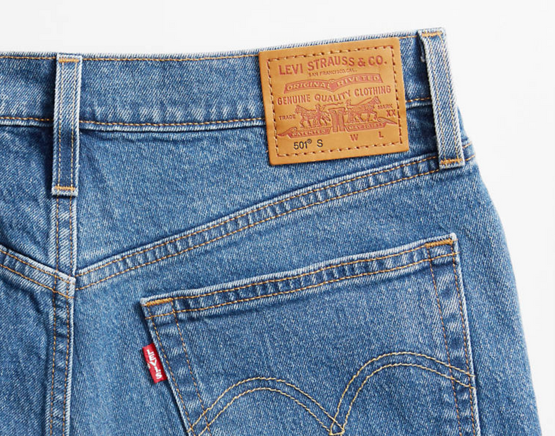 Levi's 501 Skinny - Jive Ship @ Hero Shop SF