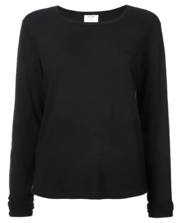 The Long Sleeve Tee - Black @ Hero Shop SF