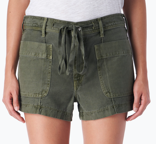 Trave Coco Relaxed Short Garden GreenTrave Coco Relaxed Short Garden Green @ Hero Shop  SF
