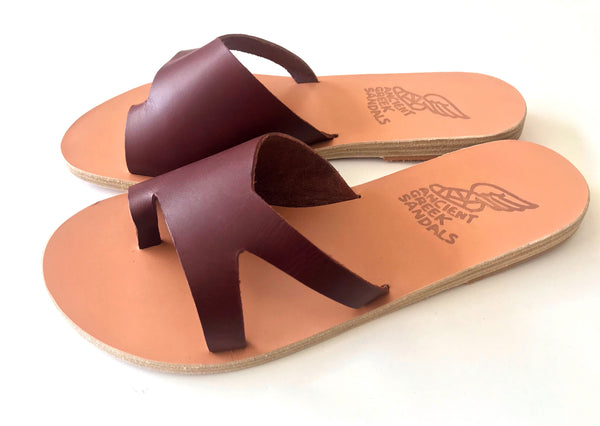 Ancient Greek Sandals Kallos - Chestnut @ Hero Shop