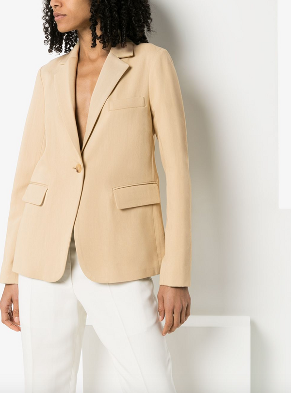 Nili Lotan Sophia Jacket - Khaki @ Hero Shop SF