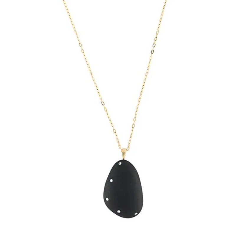 CVC Stones Worthy Necklace @ Hero Shop SF
