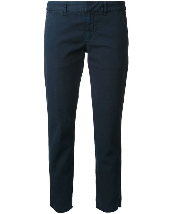 Nili Lotan East Hampton Pant - Dark Navy @ Hero Shop SF