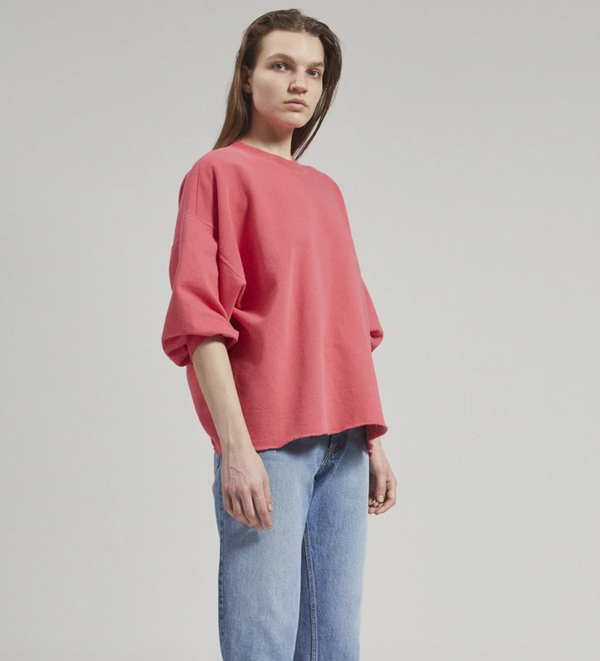 Rachel Comey Fond Sweatshirt - Coral @ Hero Shop SF