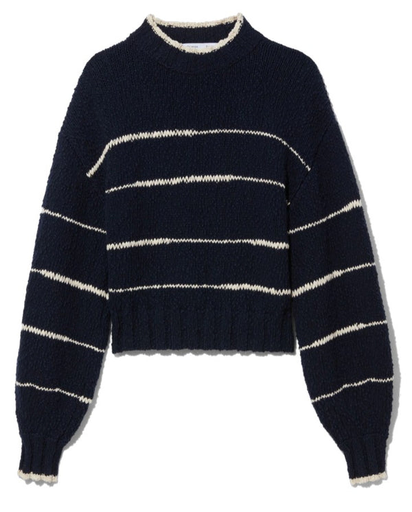 Proenza Schouler White Label Irregular Stripe Sweater @ Hero Shop SF