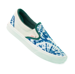 Vans ComfyCush Slip-On - Tie Dye Clash @ Hero Shop SF