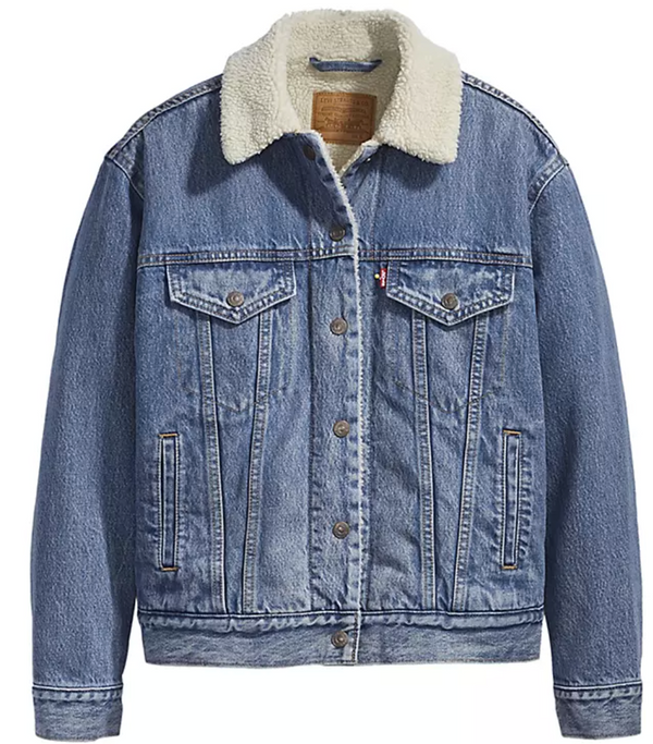 Levi's Ex Boyfriend Sherpa Trucker - Addicted to Love @ Hero Shop SF