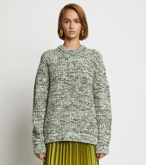 Proenza Schouler White Label Mixed Yarn Sweater @ Hero Shop