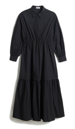 Co. Long Sleeve Tiered Dress @ Hero Shop