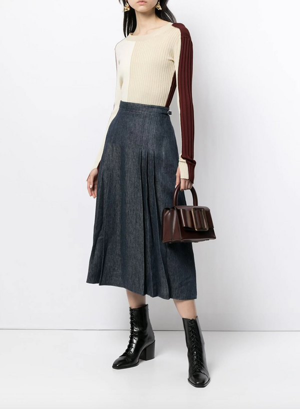 Gabriela Hearst Lerna Skirt @ Hero Shop