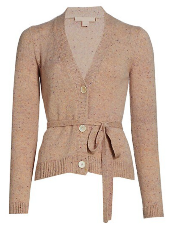 Brock Collection Cashmere Samira Cardigan - Pink @ Hero Shop