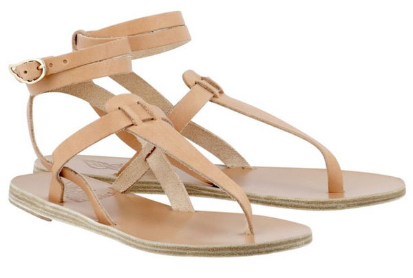 Ancient Greek Sandals Estia Sandal - Natural @ Hero Shop