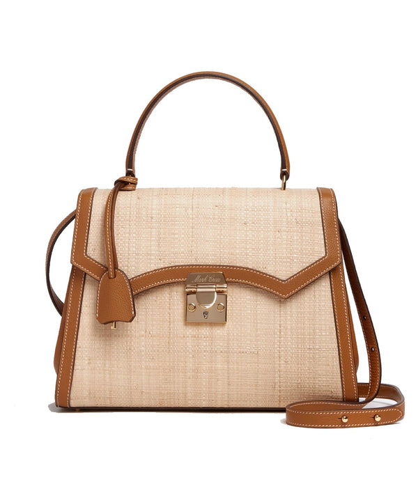 Mark Cross Madeline Lady Top Handle Bag @ Hero Shop