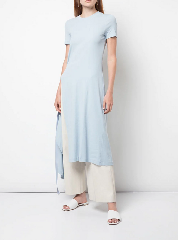 Rosetta Getty Apron Wrap SS T-Shirt