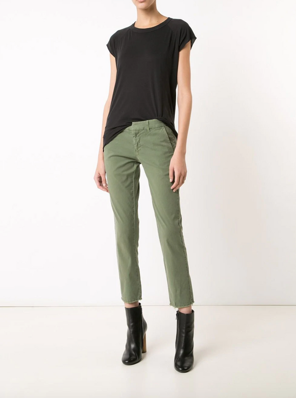 Nili Lotan East Hampton Pant in Camo