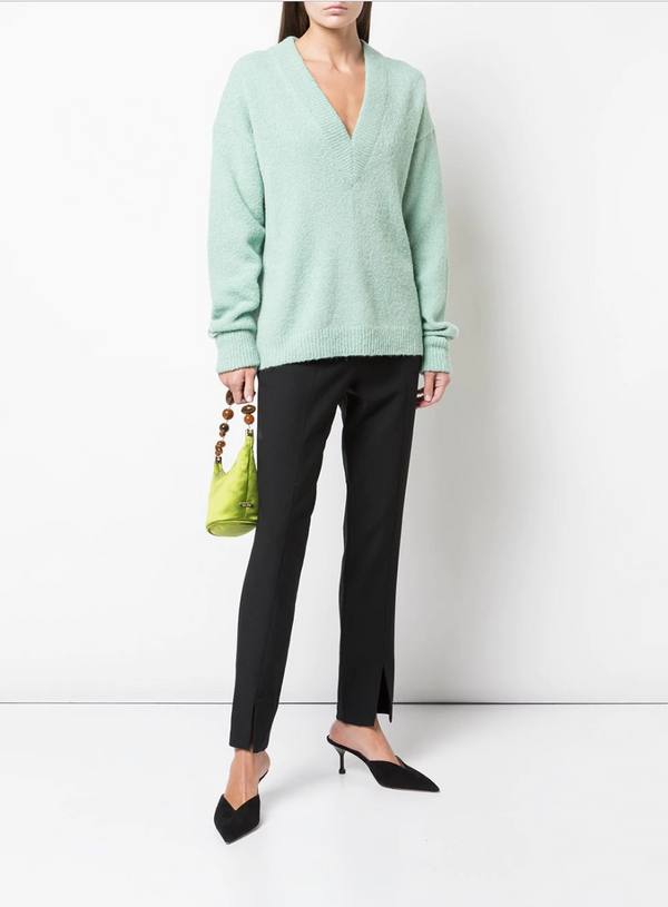 Tibi Tailored Ankle Legging
