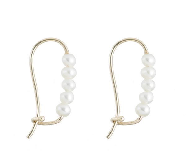 Ariel Gordon Pearl Stickpin Stud @ Hero Shop SF