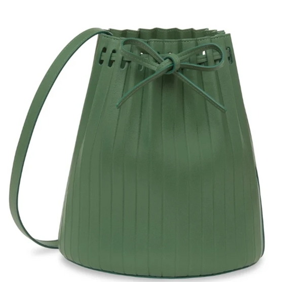 Mansur Gavriel Pleated Bucket - Agretti