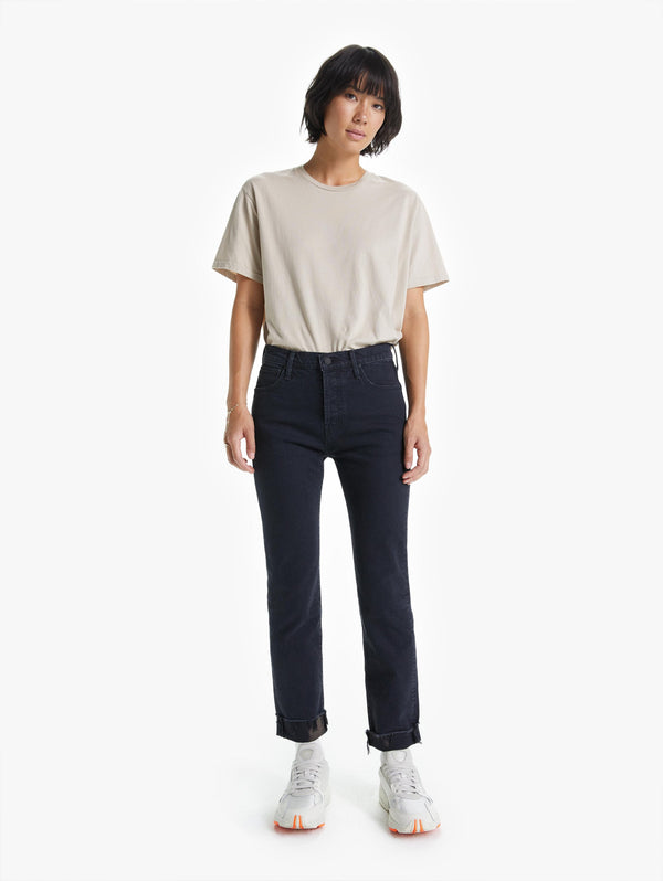 Mother Denim The Scrapper Cuff Ankle Fray - Who's Sorry Now @ Hero Shop SF