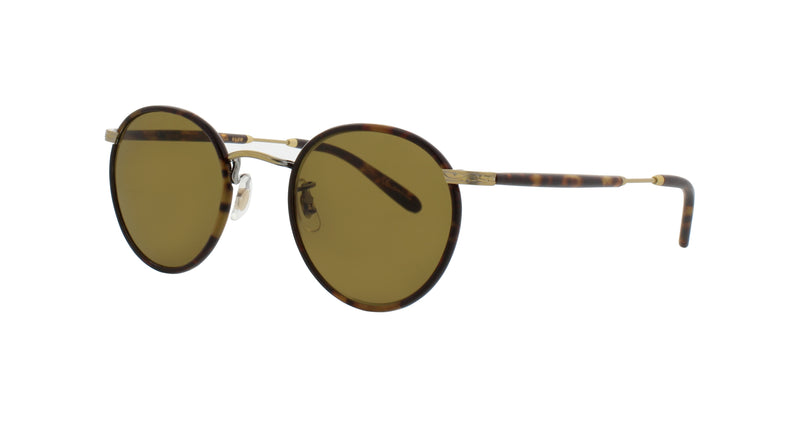 Garrett Leight Wilson 49 Bourbon Tortoise @ Hero Shop SF