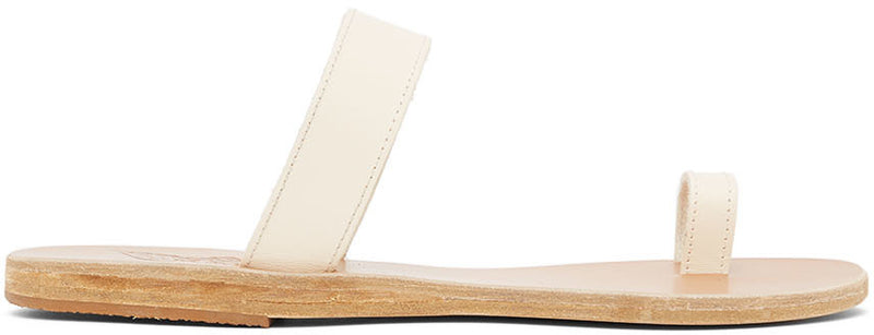 Ancient Greek Sandals Thalia Sandal - Off White @ Hero Shop