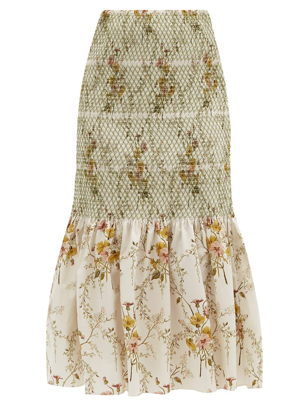 Brock Collection Rafano Skirt - Floral @ Hero Shop SF