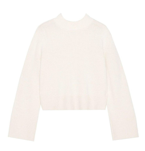 Co. Collection Cashmere Boxy Crewneck Sweater @ Hero Shop