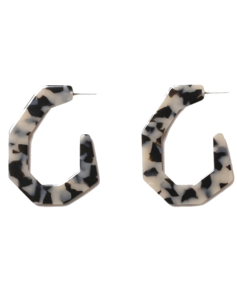 Rachel Comey Baby Factor Earrings - Dalmatian @ Hero Shop