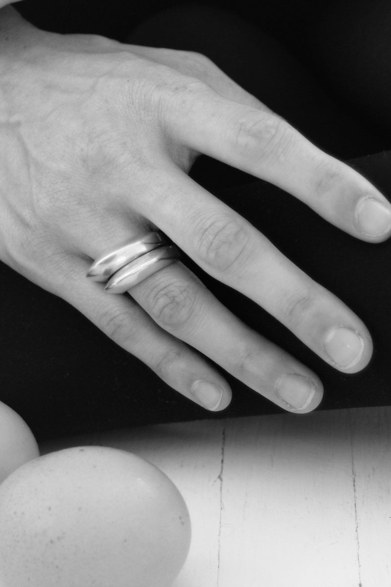 Sophie Buhai Disc Ring Pair
