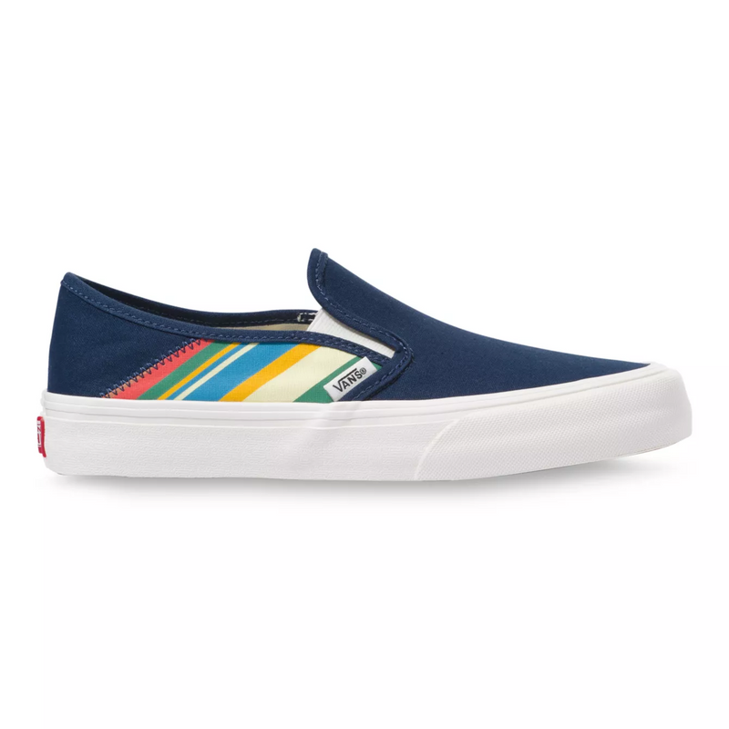Vans Slip On - Retro Stripes @ Hero Shop SF