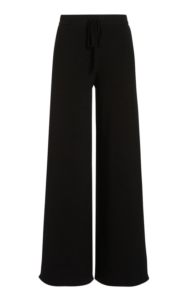 Co. Knit Pants - Black @ Hero Shop
