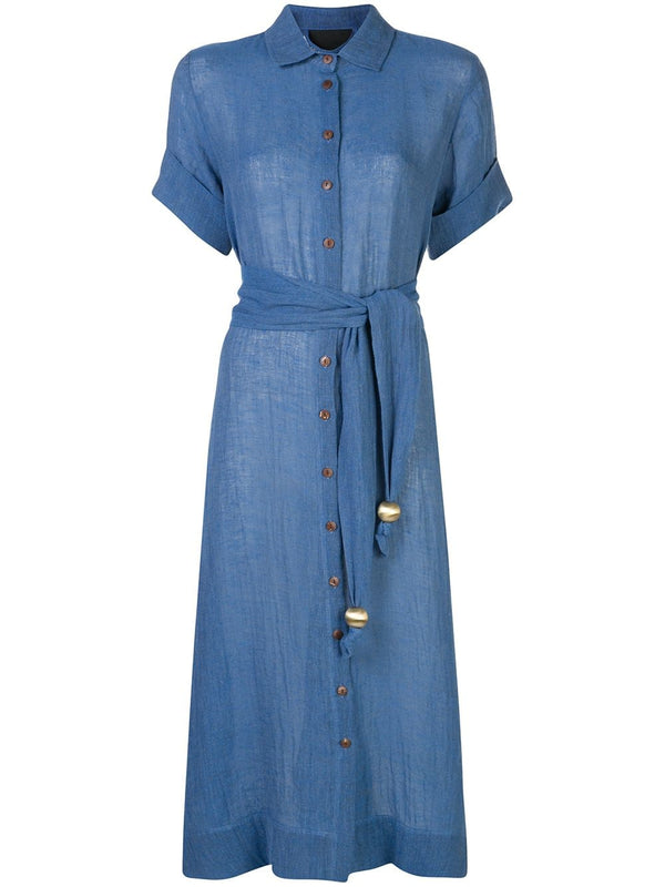 Lisa Marie Fernandez Classic Shirt Dress