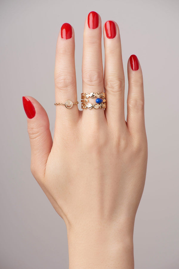 Alison Lou Match Stick Ring in Red @ Hero Shop SF