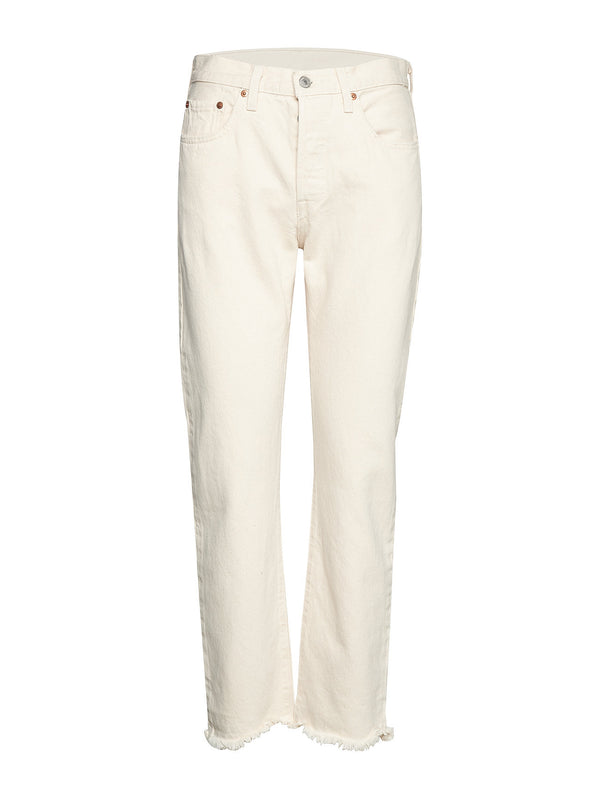 Levi's 501 Crop - Neutral Ground
