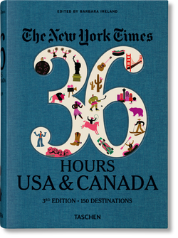 NYT 36 Hours - USA & Canada