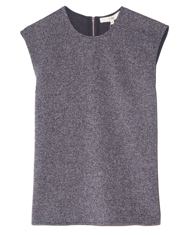 Tibi Speckled Knit Tank @ Hero Shop SF