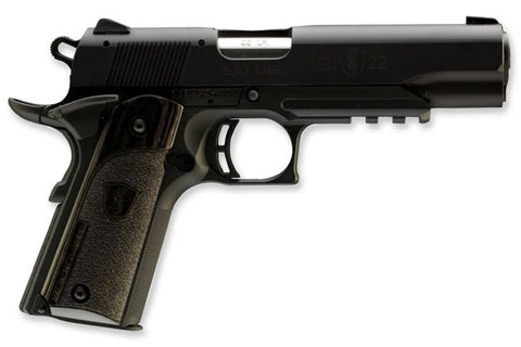 Browning 1911-22 22lr Black Label With Rail Preowned