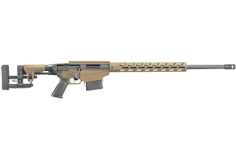 "Ruger Precision Rifle 6.5 Creedmoor 24"" Barrett Brown New"