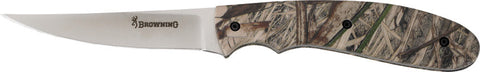 Browning Bird & Trout Camo Knife